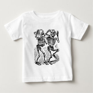 """Happy Calaveras"" Mexico's Day of the Dead Baby T-Shirt"