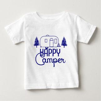 Happy Camper 2 Baby T-Shirt