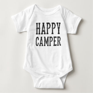 Happy Camper Baby Baby Bodysuit