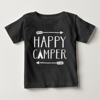 Happy Camper Baby T-Shirt