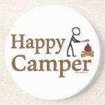 Happy Camper Coasters