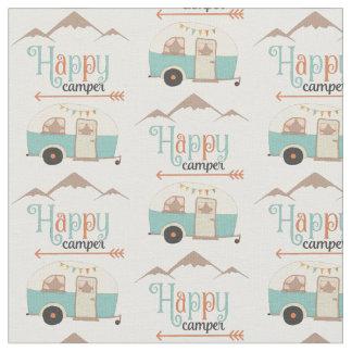 Happy Camper Fabric