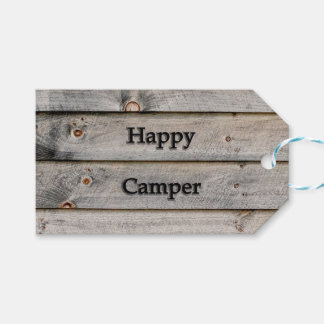 Happy Camper Gift Tags