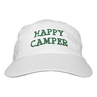 Happy Camper hat for men and women