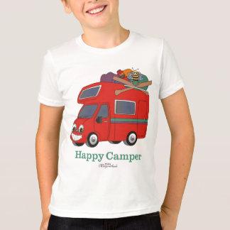 Happy Camper Kid's T-Shirt