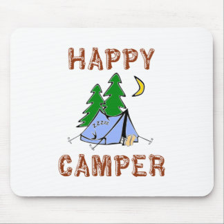 HAPPY CAMPER MOUSEPADS