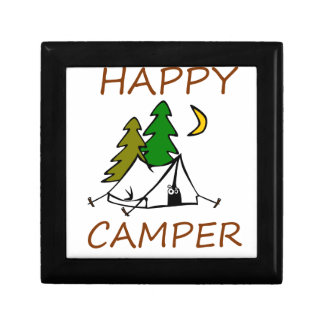 Happy Camper Outdoors Gift Box