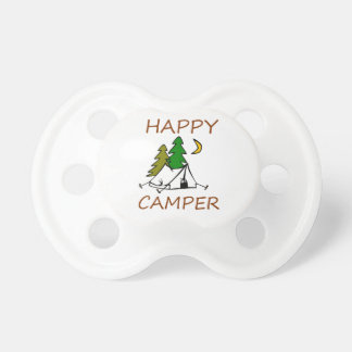 Happy Camper Outdoors Pacifier
