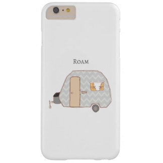 Happy Camper - Roam Barely There iPhone 6 Plus Case