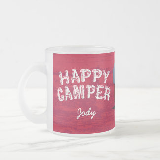 Happy Camper Shasta Trailer Mug