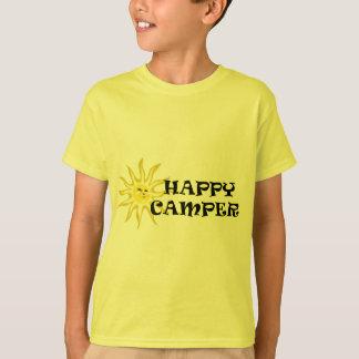 Happy Camper Sunshine Kids T-shirt