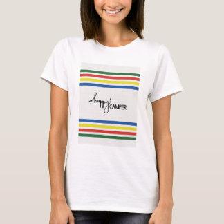 Happy Camper tee-shirt T-Shirt