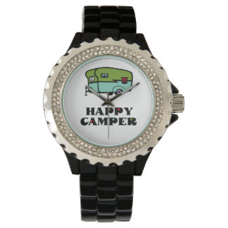Happy Camper Watch