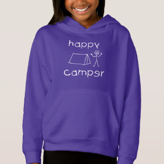 Happy Camper (wht)
