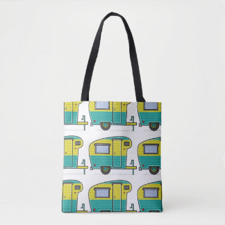****HAPPY CAMPERS**** COOL TOTE BAG