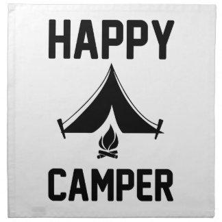 Happy Campers Napkin
