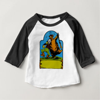 Happy Campers Personalized Baby T-Shirt