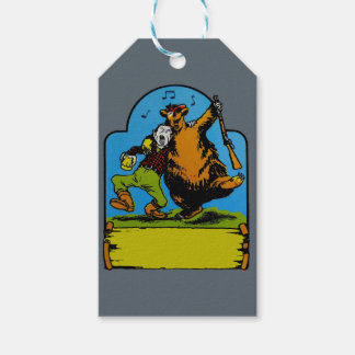 Happy Campers Personalized Gift Tags