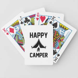 Happy Campers Poker Deck