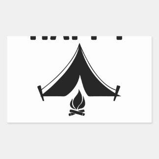Happy Campers Sticker