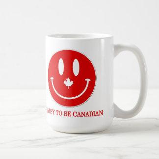 Happy Canadian Canada Day Mug