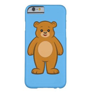 Happy Cartoon Bear iPhone 6 Case