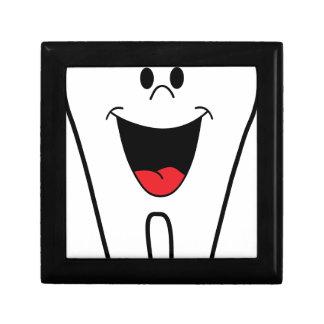 Happy Cartoon Tooth Gift Box