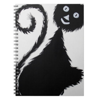 Happy Cat Notebook