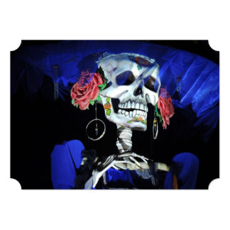 Happy Catrina DOD Party Invitation