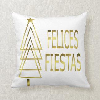 Happy Celebrations Throw Pillow