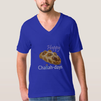 Happy Challahdays Braided T-Shirt