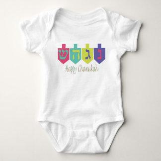 Happy Chanukah Baby Bodysuit