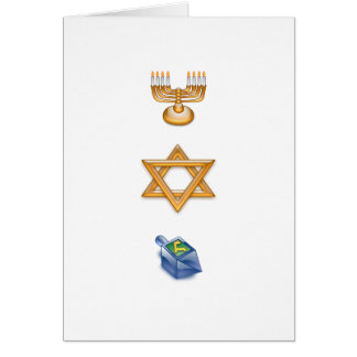 Happy Chanukkah Card