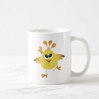 Happy Chick Coffee Mugs