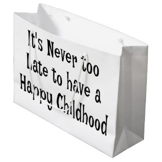 Happy Childhood Gift Bag