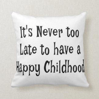 Happy Childhood Pillow