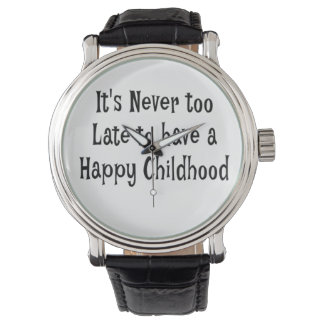 Happy Childhood Watch Men