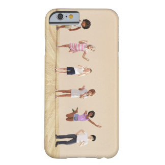 Happy Children in a Day Care or Daycare Center Barely There iPhone 6 Case