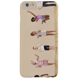 Happy Children in a Day Care or Daycare Center Barely There iPhone 6 Plus Case