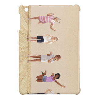 Happy Children in a Day Care or Daycare Center Case For The iPad Mini