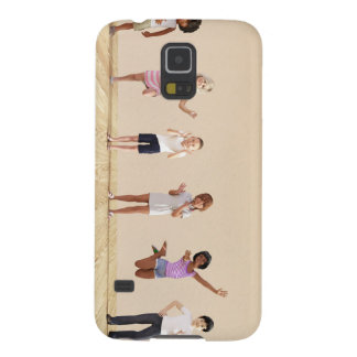 Happy Children in a Day Care or Daycare Center Galaxy S5 Cover