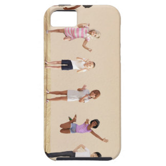 Happy Children in a Day Care or Daycare Center iPhone 5 Cover