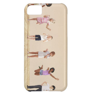 Happy Children in a Day Care or Daycare Center iPhone 5C Cover