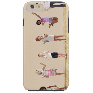 Happy Children in a Day Care or Daycare Center Tough iPhone 6 Plus Case