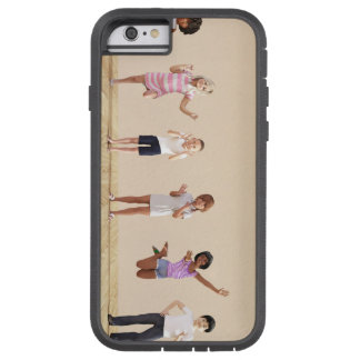 Happy Children in a Day Care or Daycare Center Tough Xtreme iPhone 6 Case