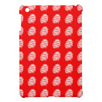 Happy Chinese New Year Pattern iPad Mini Covers