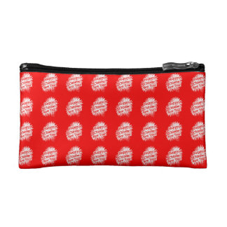 Happy Chinese New Year Pattern Makeup Bag
