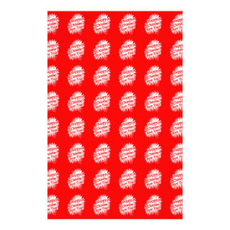Happy Chinese New Year Pattern Stationery