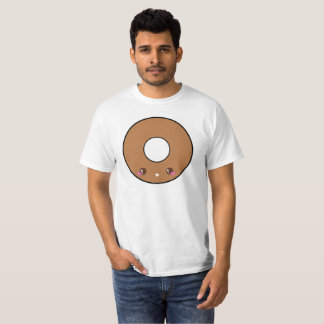 Happy Chocolate Doughnut T-Shirt