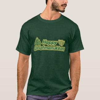 Happy Christmas hanukkah Kwanzaa T-Shirt